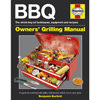 Crown Verity HAYNES BBQ MANUAL Professional Barbecue Accessory