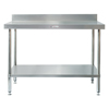 Simply Stainless SS021200 Wall Bench