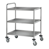 Simply Stainless SS15 Serving Trolley